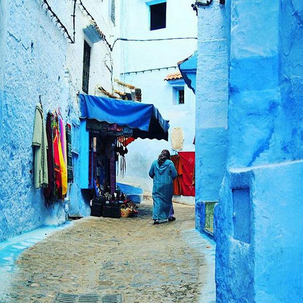 青の街シャウエン