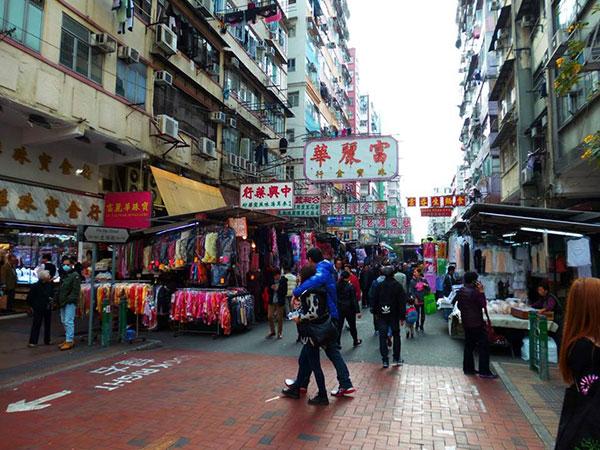 香港活気2