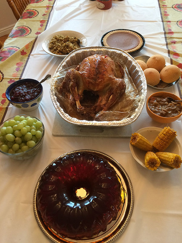 Thanksgiving-day