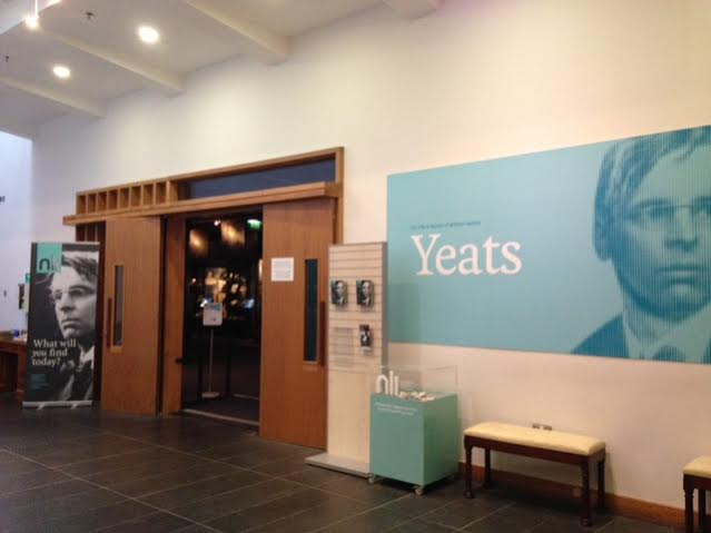 イエーツYeats exhibition 2