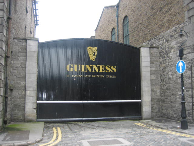 ギネスGuinness Storehouse